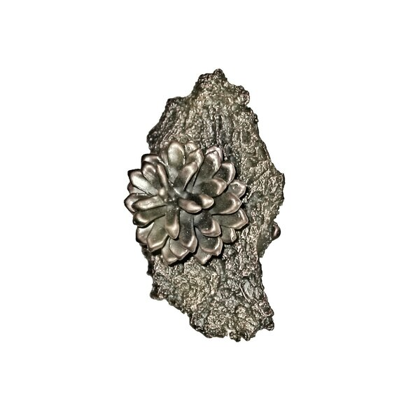 Lodgepole Pine Cone Door Pull by Timber Bronze 53, LLC