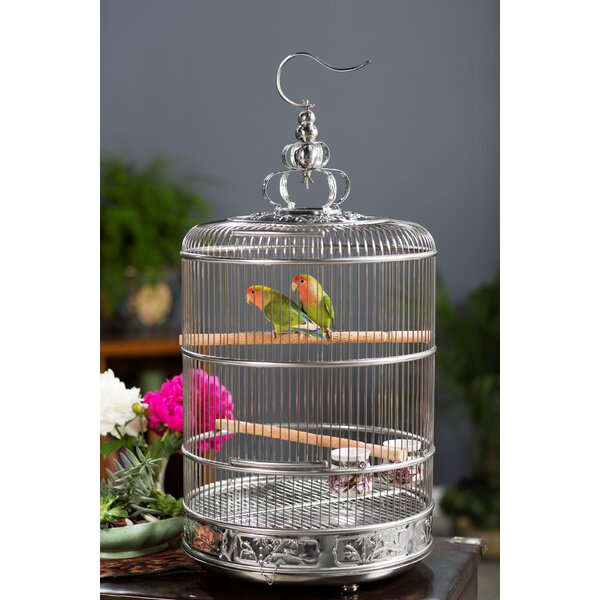 Pet Empress 30 Bird Cage with Removable Tray by Prevue Hendryx