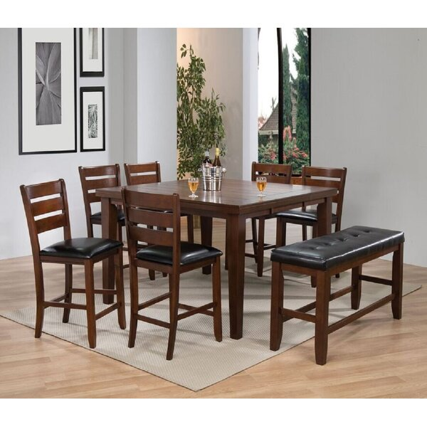 Newburn Extendable Dining Table by Winston Porter Winston Porter