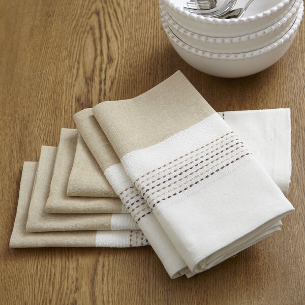 Carrie Napkins (Set of 6) by Birch Lane™