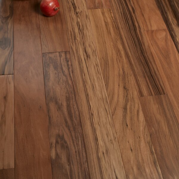 4 Solid Curupay Hardwood Flooring in Rosewood by Albero Valley
