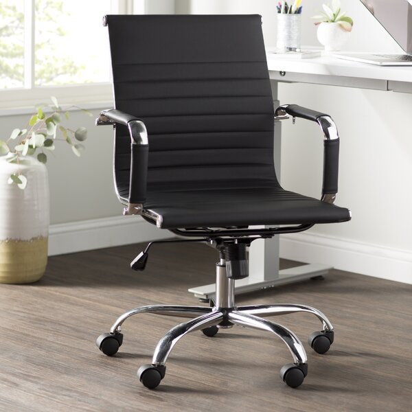 Wayfair Basics High-Back Desk Chair by Wayfair Bas