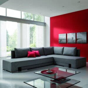 Vento Sleeper Sectional by The Collection German Furniture