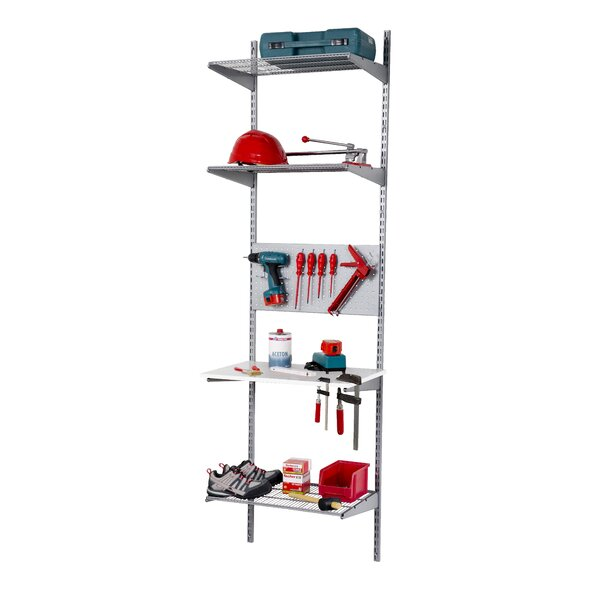 Staxx Wall Shelf by Phoenix Group AG