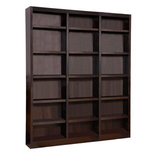 Best Reviews Standard Bookcase By Concepts in Wood