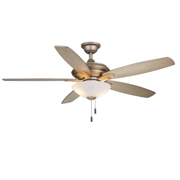 52 Mcdonell 5-Blade Ceiling Fan by Ebern Designs