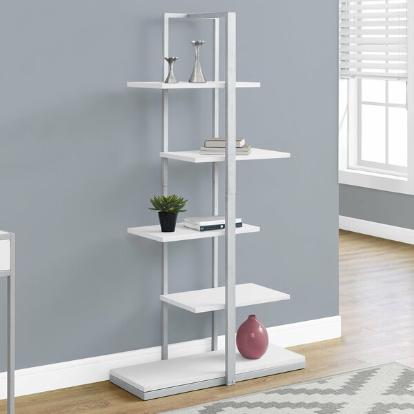 Alisa Etagere Bookcase by Latitude Run