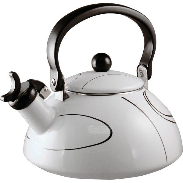 Simple Lines 2-qt. Whistling Tea Kettle by Corelle