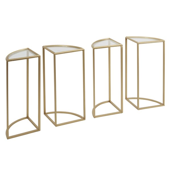 Houle End Table (Set of 4) by Mercer41