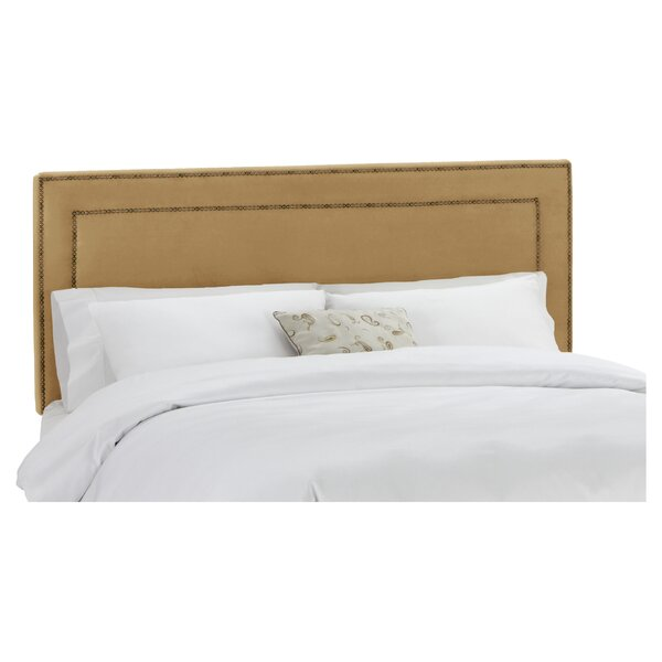 Rufus Upholstered Panel Headboard by Mercer41