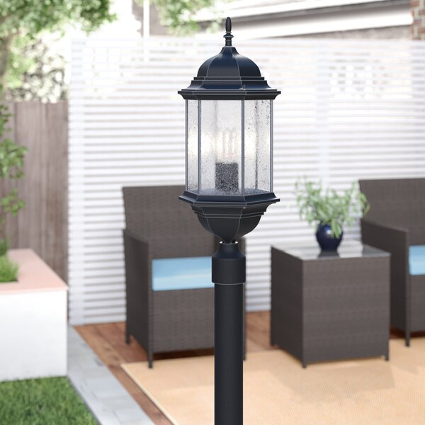 Hearne 3-Light Outdoor Post Light by Darby Home Co
