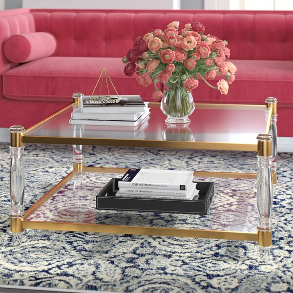 Perkins Coffee Table by Willa Arlo Interiors