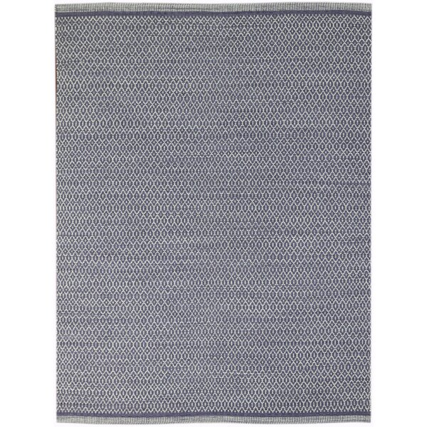 Latimer Modern Hand-Woven Violet Area Rug by Laurel Foundry Modern Farmhouse