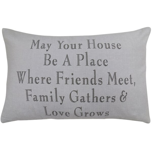 Family Gathers Pillow by Park B Smith Ltd