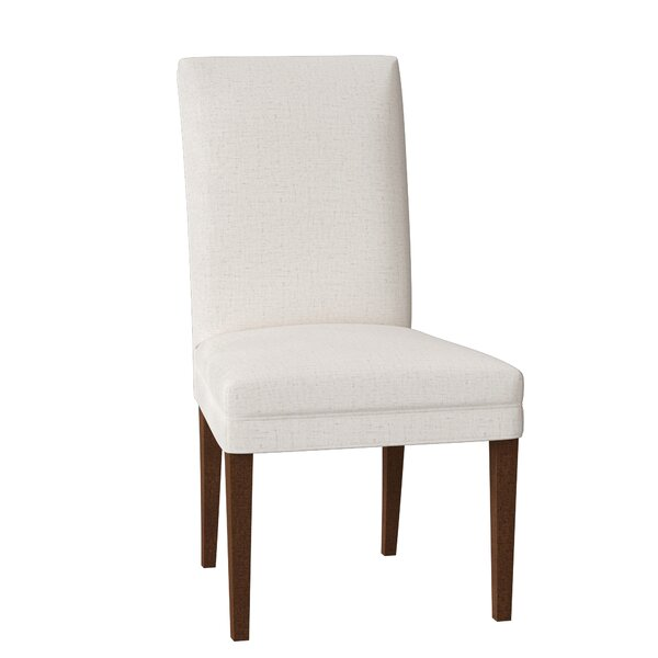 Solis Upholstered Dining Chair By One Allium Way