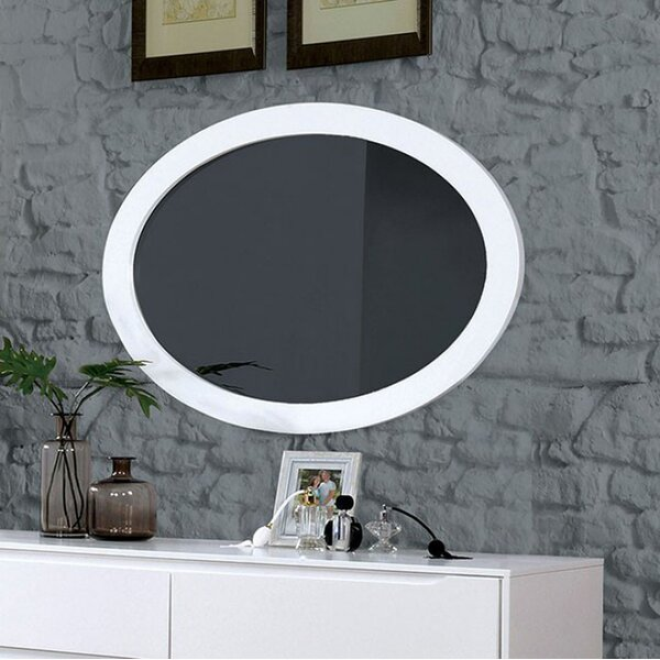Mollie Accent Mirror by Corrigan Studio