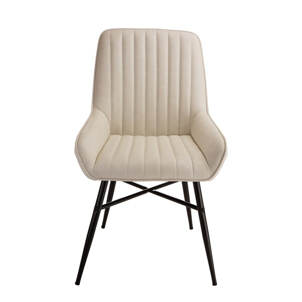 Games Upholstered Dining Chair (Set of 2) by George Oliver
