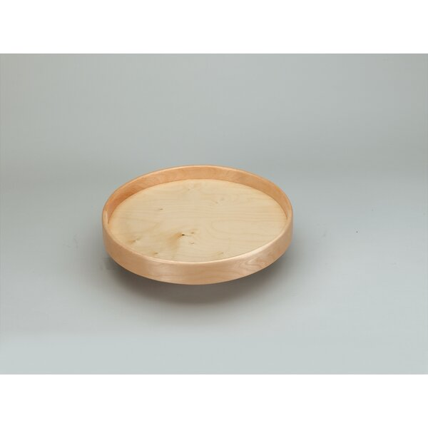 Natural Wood Full Circle Lazy Susan by Rev-A-Shelf