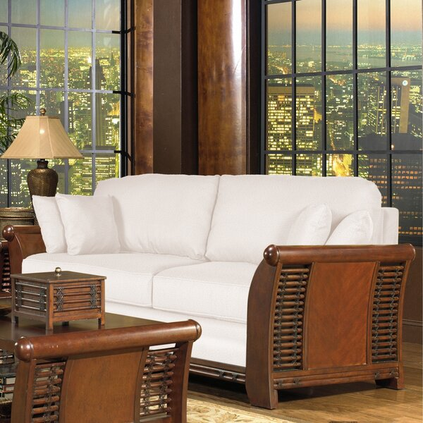 College Park Loveseat by Acacia Home and Garden