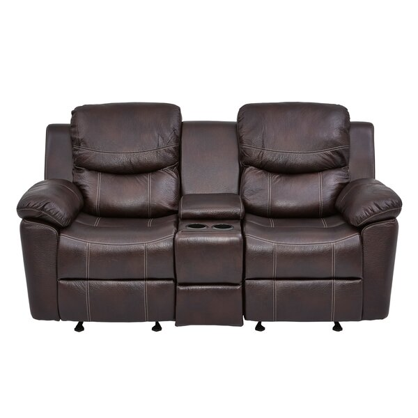 Broomfield Power Motion Reclining Loveseat by Winston Porter