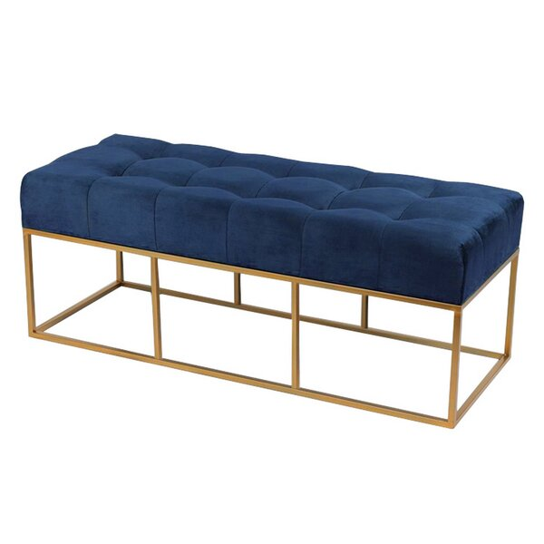 Ancheta Upholstered Bench by Mercer41