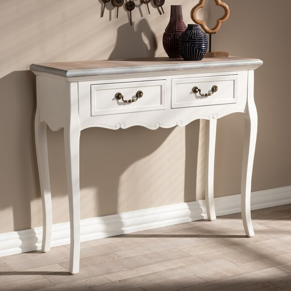 Weimar Console Table By Charlton Home