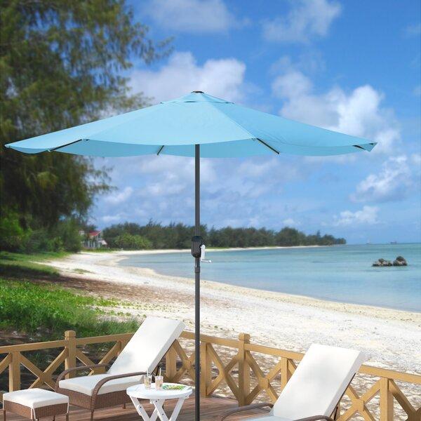 Kelton 9' Market Umbrella By Beachcrest Home by Beachcrest Home Best Design