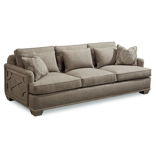 Carolin Gray Sofa by One Allium Way
