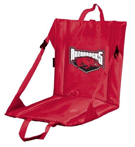 Collegiate Stadium Seat - Arkansas by Logo Brands