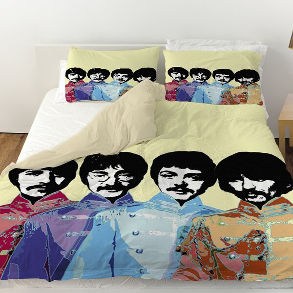 Sixties Legacy Duvet Cover by Manual Woodworkers & Weavers