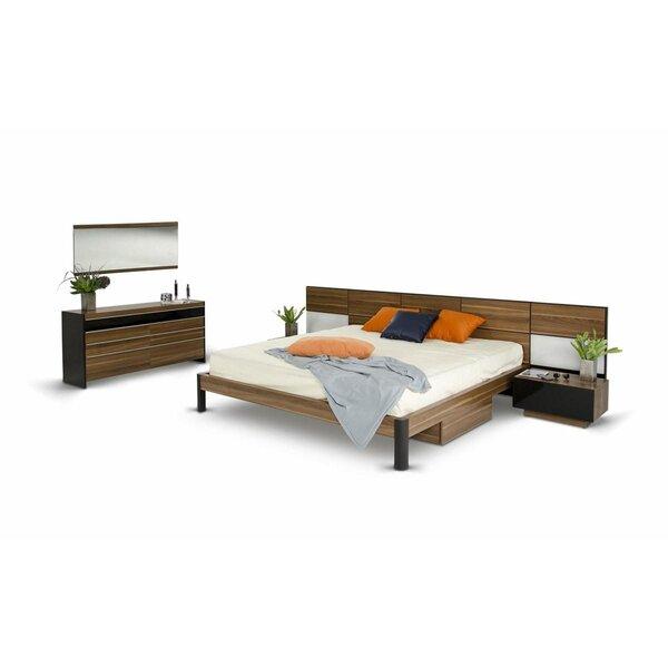 Cooke Platform 3 Piece Bedroom Set by Brayden Studio