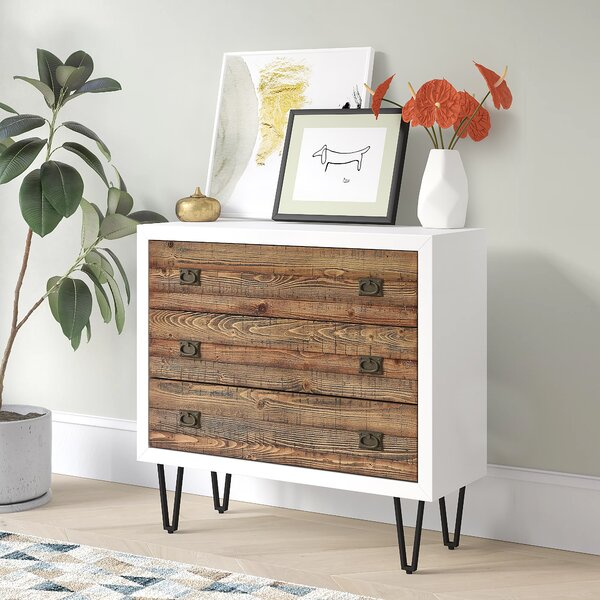 Noelani 3 Drawer Accent Chest by Brayden Studio Brayden Studio