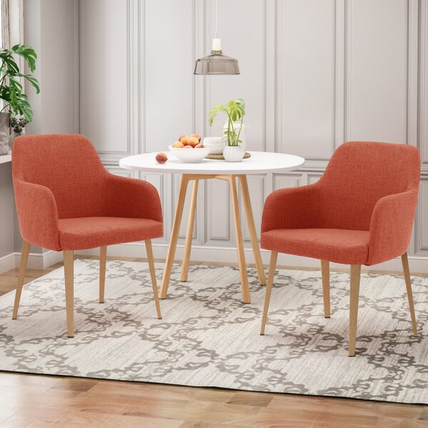 Pomfret Dining Chair (Set of 2) by George Oliver