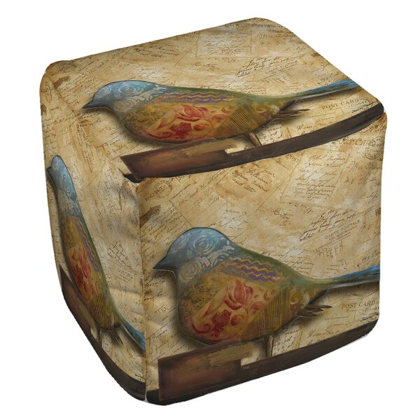 Cube Ottoman By East Urban Home Today Only Sale