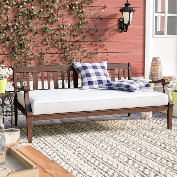 Dowling Daybed with Cushion by Three Posts