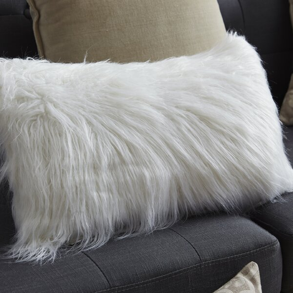 Keller Mongolian Throw Pillow by Thro by Marlo Lorenz