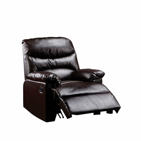 Goudeau Contemporary Cracked Manual Recliner NPQD1273