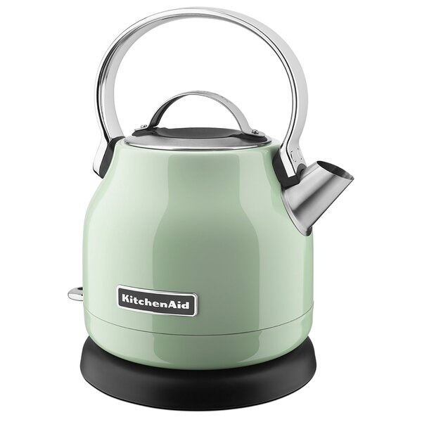 1.25 Qt. Stainless Steel Electric Tea Kettle by KitchenAid