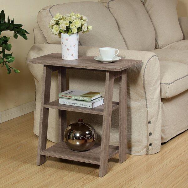 Gaen Ladder Chairside End Table by Ebern Designs