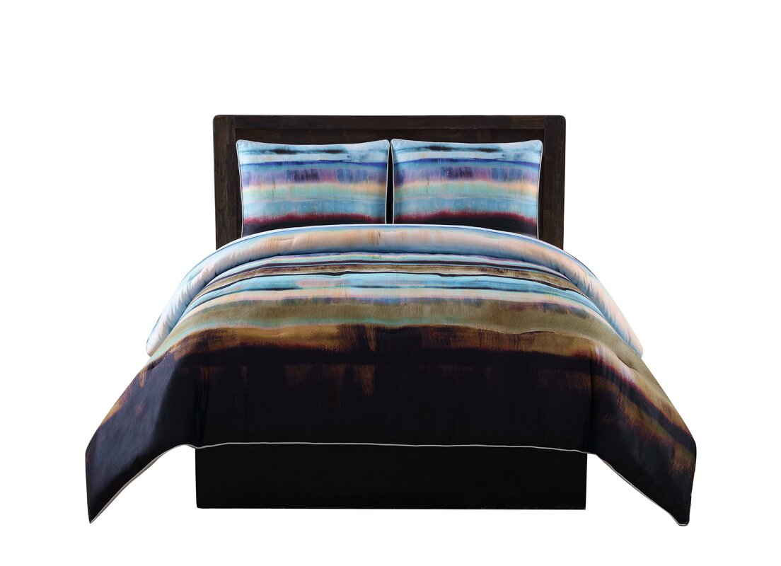 Vince Camuto Lille 3 Piece Duvet Set Amp Reviews Wayfair Ca