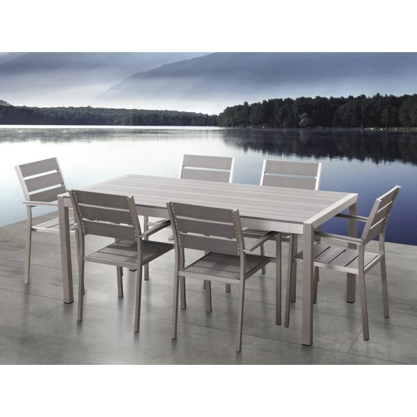 Hayman 7 Piece Dining Set by Orren Ellis