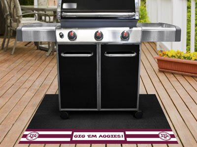 NCAA Texas A&M Southern Grill Mat by FANMATS