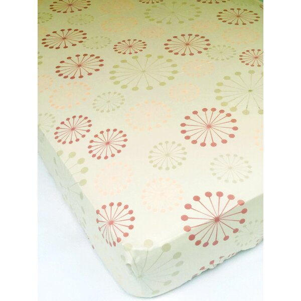 Marcel Fitted Crib Sheet by Elizabeth Allen Atelier