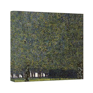''The Park'' by Gustav Klimt Painting Print on Canvas by ArtWall