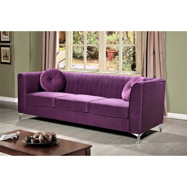 Exellent Quality Doucette Sofa by Mercer41 by Mercer41