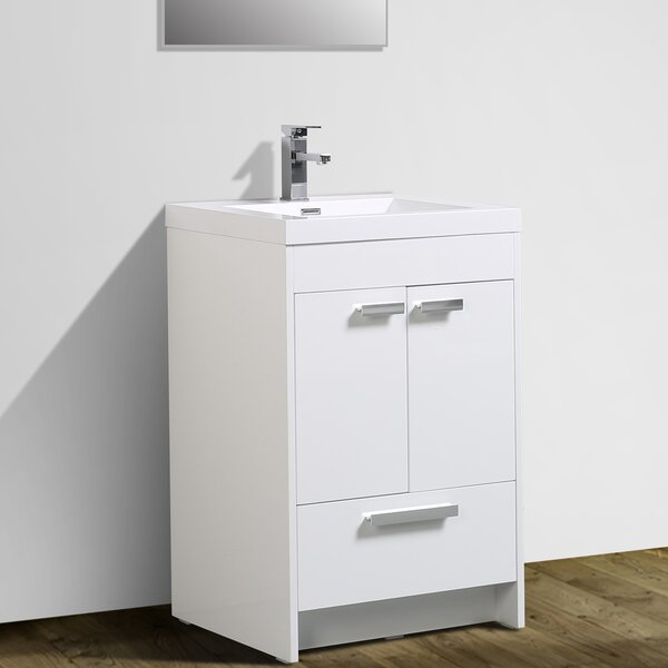 Zuzanna 24 Single Bathroom Vanity Set by Orren Ellis