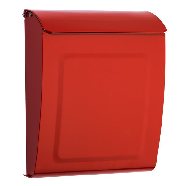 Aspen Locking Wall Mounted Mailbox by Architectural Mailboxes