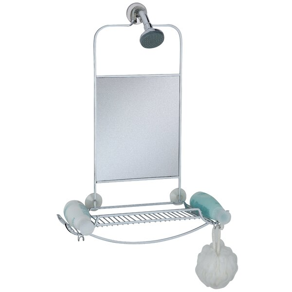 Steel Hanging Shower Caddy by Wildon Home ®