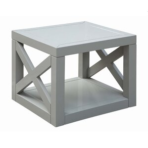 Oakdene End Table by Brayden Studio