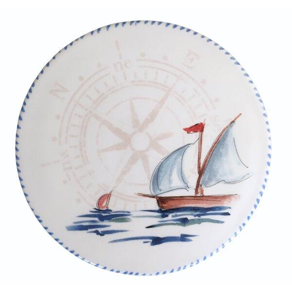 Sailboat Trivet by Abbiamo Tutto